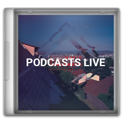 Catégorie podcasts live